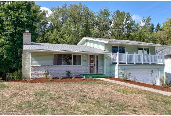 Home for Sale 413 Willow Ave Woodburn Oregon