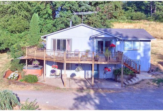 House for Sale 13300 NE Whitlow Ln. Newberg OR 97132